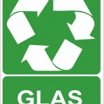 Glas-Recycling