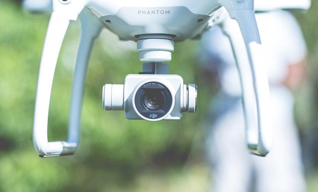 Drone film maken